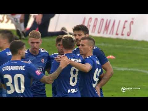 Sibenik Dinamo Zagreb Goals And Highlights