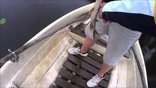 Fiske i Hälsingland 2014 Del 2 Med Team SjöSjuk