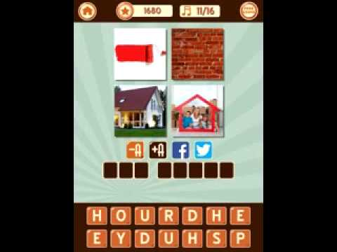 4 Pics 1 Song level 32 game answers