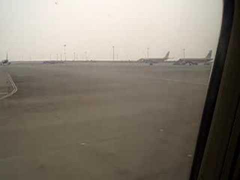 CA1215 landing at PVG