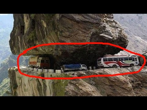 10 most dangerous roads in the world | You haven't seen before!