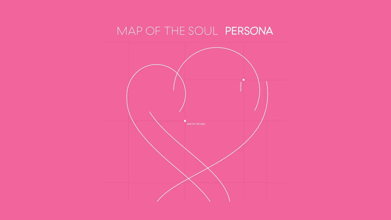 Map Of The Soul Persona Wallpapers Wallpaper Cave