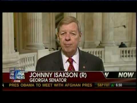 Senator Johnny Isakson on Stopping Rule Designed t...