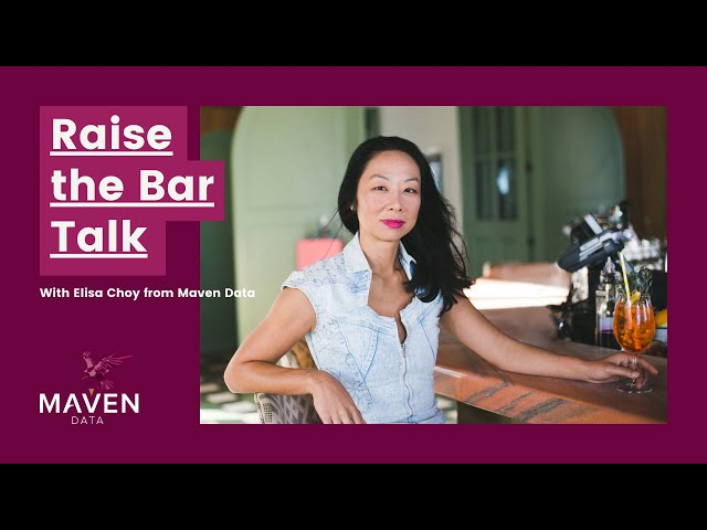Raise the Bar: How Data can Change the World One Byte at a Time - With Elisa Choy