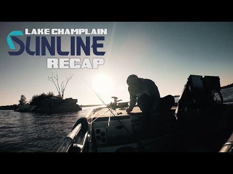 2017 Sunline Recap from Lake Champlain BASS Elite with John Crews
