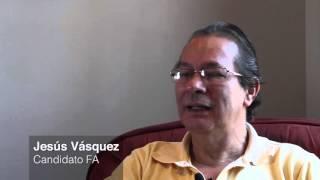 Entrevista a Jesús Vásquez del Partido Frente Amplio - ¡Manda huevo!