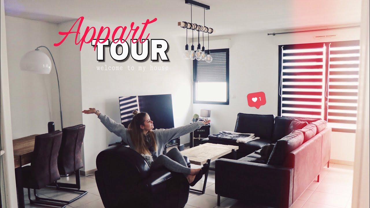 NOTRE APPARTEMENT! (tour)