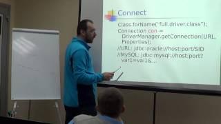 Java для начинающих программистов. Часть 5 . Базы данных