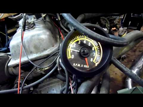 Toyota Corolla AE82 4A-C Engine Work and Hot Start