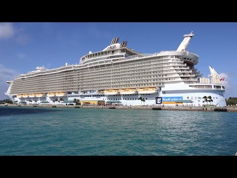 Allure of the Seas Ship Tour 2017 - BEST TOUR in 4 Minutes