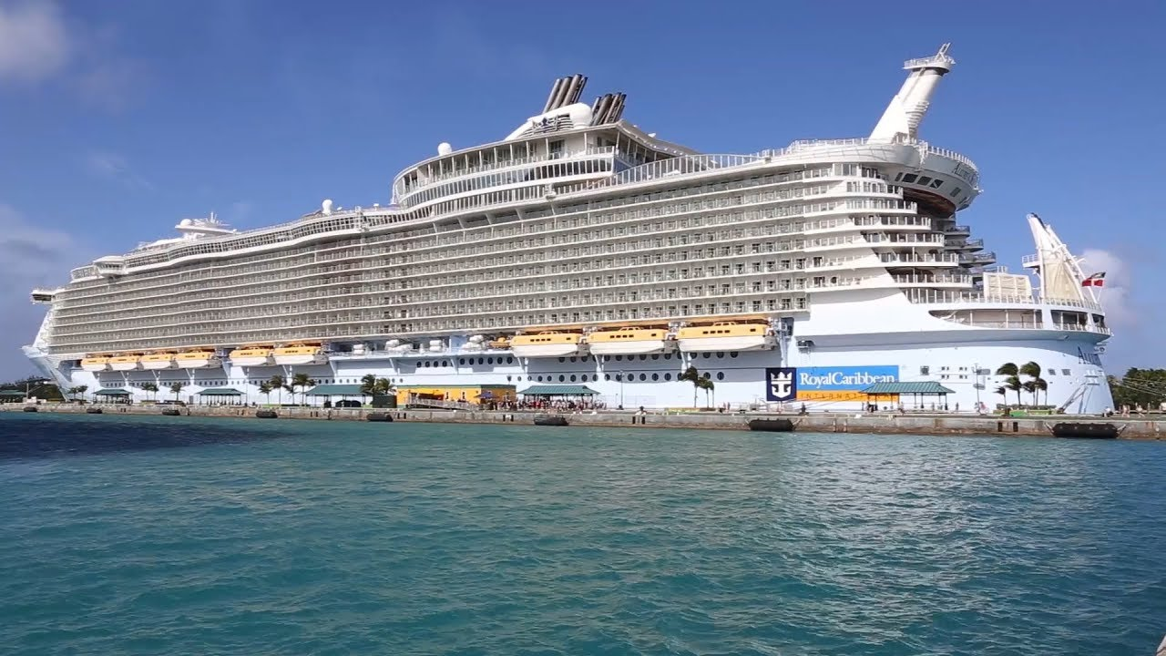 Allure Of The Seas Ship Tour BEST TOUR In Minutes YouTube - Allure cruise ship
