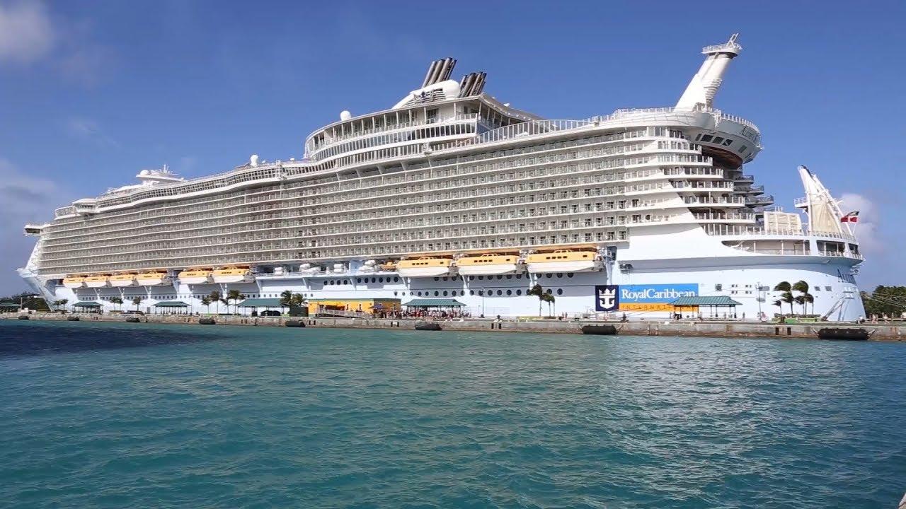Allure of the Seas - Cruise Ship Photos
