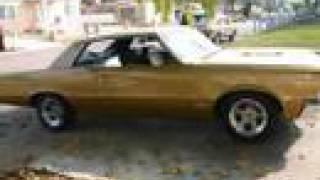 1965 GTO at The GoodGuys Car Show