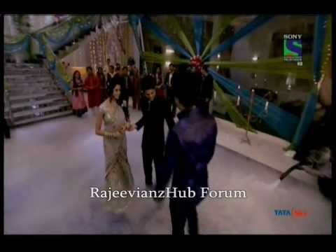 Rajeev Khandelwal's dance with Muskaan (Aamna) on Thoda Sa Pyar Hua Hai in Hongey Judaa Na Hum