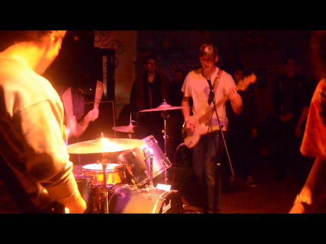 Sex Prisoner - Live at Strange Matter 1/14/2015