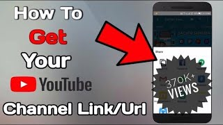 Find out  How to get youtube channel link | Guide for Beginners to learn How to get youtube channel link