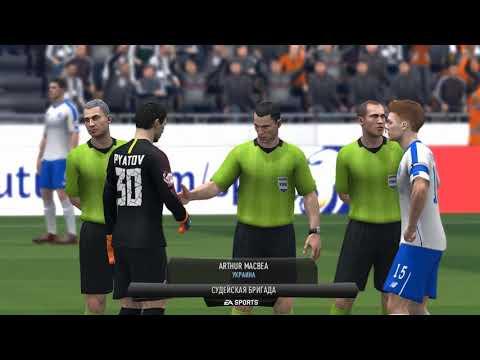 Украинская лига для FIFA 14 установка и обзор