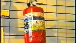 Задание 2 Применение огнетушителей