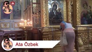 🇺🇦 Ukrayna'da Kilisede Şaşırtıcı Bir Anı Yakaladım!(Gizli Çekim!)