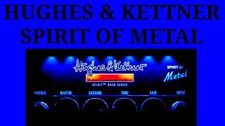Hughes & Kettner Nano Spirit Of Metal Review/Demo 6 And 7 String w/KSR Eros