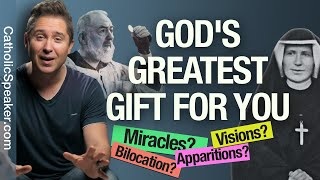 What Is God's Greatest Gift? The Holy Eucharist [faith formation]