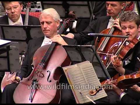 Beethoven: Egmont Overture conducted by Vladimir Ivanovich Fedoseyev in India