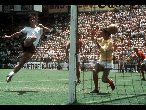 Gerd Müller - Mexico 1970 - 10 goals