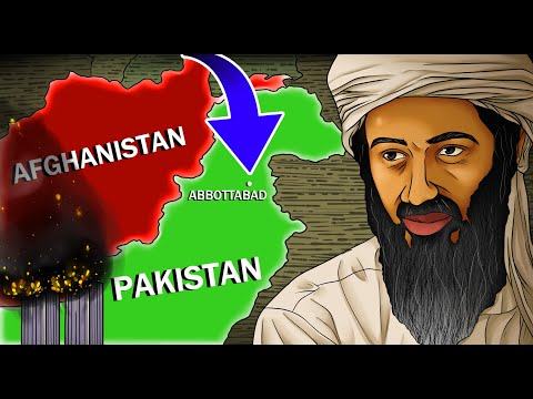 The Raid On Osama Bin Laden | Animated History