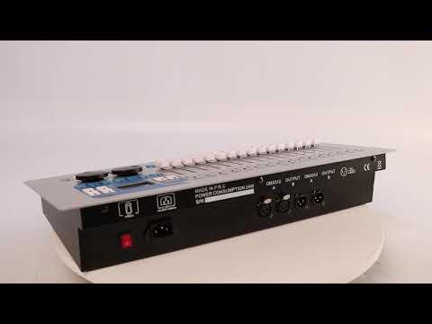 192B DMX Controller DJ Equipment RDM Console Stage Lighting