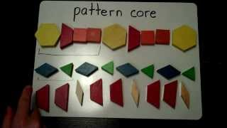 Pattern Core 2 (repeating Patterns)