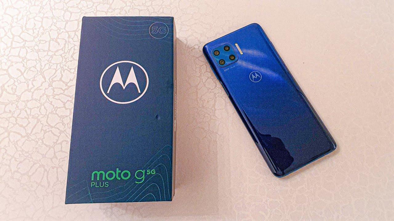 Motorola Moto G 5G Plus - Unboxing & Full Review