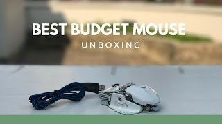 Combaterwing Gaming Mouse Unboxing