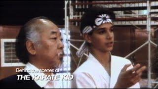 The Karate Kid (1984) Behind The Scenes