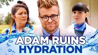 Why You Don't Need 8 Glasses of Water a Day by : CollegeHumor