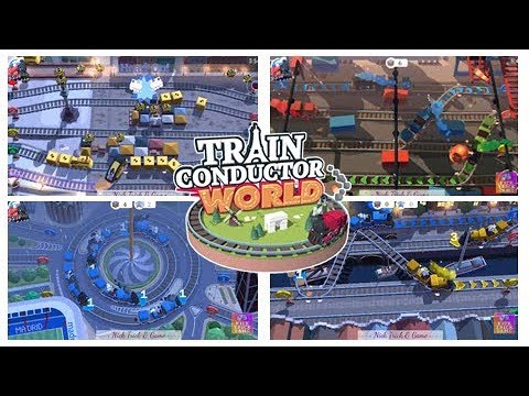 Train Conductor World - #140 Completing Lyon Gothenburg Madrid & Amsterdam