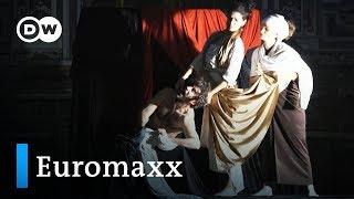 Caravaggio-Gemälde zum Leben erweckt | DW Deutsch