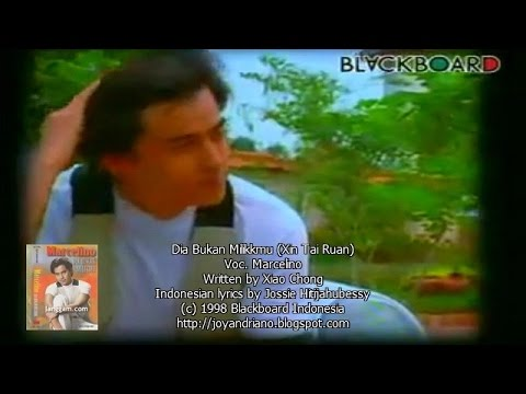 Marcellino - Dia Bukan Milikmu (心太軟 [Xin Tai Ruan] ~ Indonesian Version)