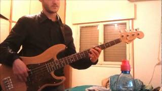 hair - good morning starshine - bass cover