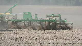 Современные технологии обработки земли / Modern technologies of land cultivation.