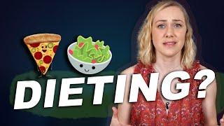 Will Dieting Ruin Your Mental Health?! / Kati Morton