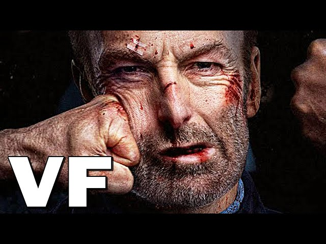 NOBODY Bande Annonce VF (2021) Film d'Action