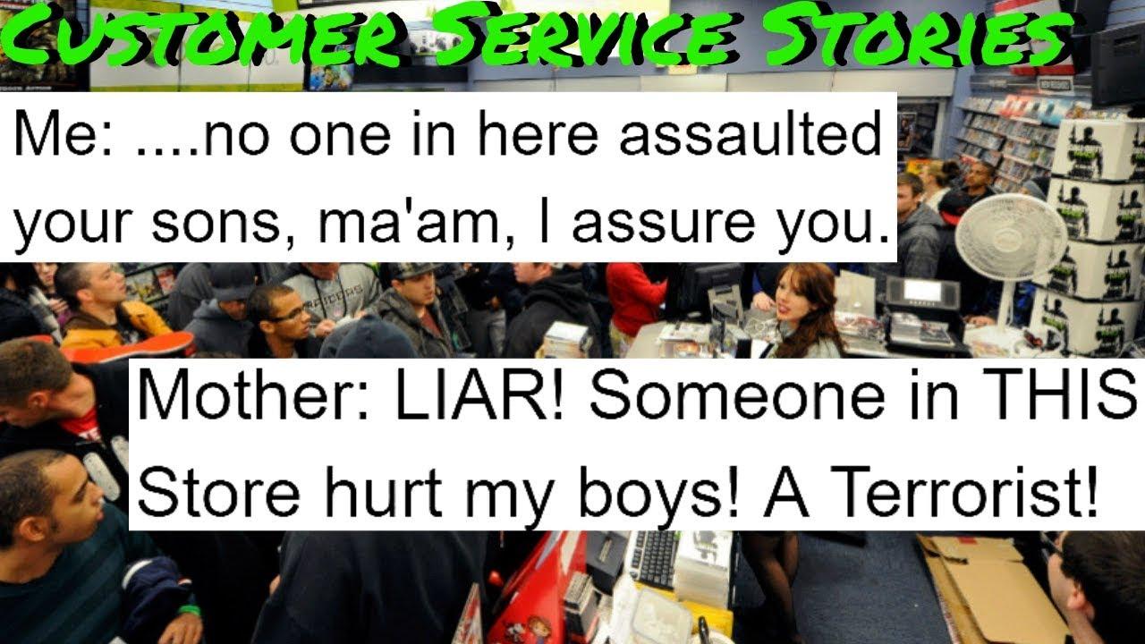 r/talesfromretail | The Customer is Always WRONG [4] | Reddit Cringe