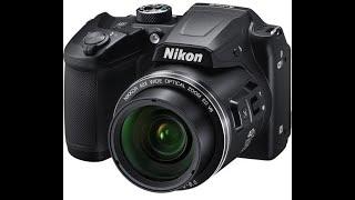 ريفيو عن كاميرا نيكون Nikon coolpix B500 | B500