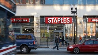 Staples Is Ready For a New Direction After Failed Office Depot Deal