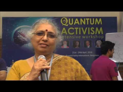 QUANTUM ACTIVISM INTENSIVE WORKSHOP DAY 4 PART3