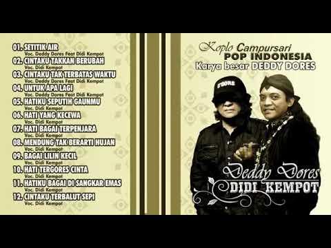 Full Album Kolaborasi Maestro Campursari Dan Slow Rock - Didi Kempot & Dedi Dores Pernah Hits
