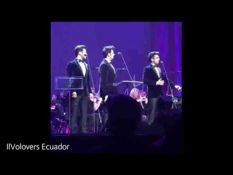 Il Volo junto a Plácido Domingo (Notte Magica Tour /Los Ángeles)