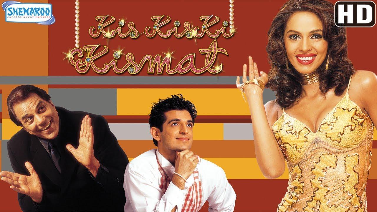 Download Kis Kis Ki Kismat (2004)(HD & Eng Subs) - Hindi Full Movie - Mallika Sherawat - Dharmendra