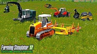 Forestry At Sunshine Valley Farm Farming Simulator 2017 Mods