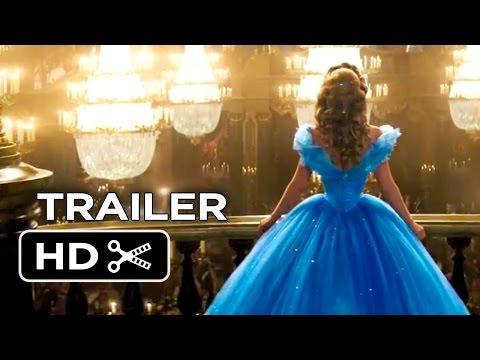 Cinderella Official Trailer #3 (2015) - Lily James, Helena Bonham Carter Movie HD